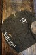VANSON バンソン nvlt-2113 フェイクロンTEE 長袖Tシャツ メンズ イーグル ブラウンカモ(袖:ブラック)