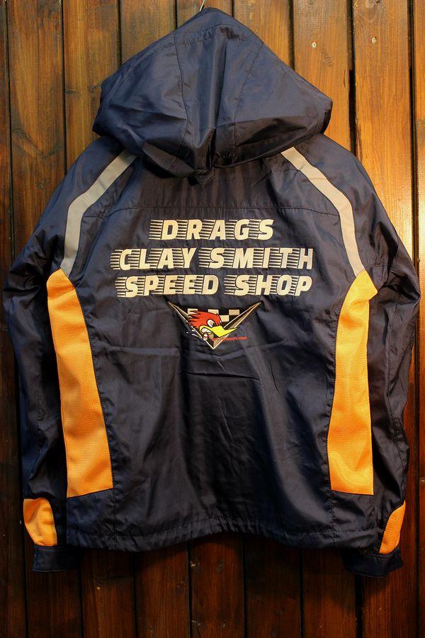 CLAY SMITH(クレイスミス) CSY-9405 BANG フーディージャケット ネイビー