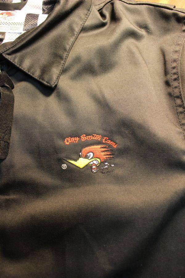 CLAY SMITH(クレイスミス) CSY-0600 PRIDES スイングトップジャケット プロテクター収納OK ブラック 黒