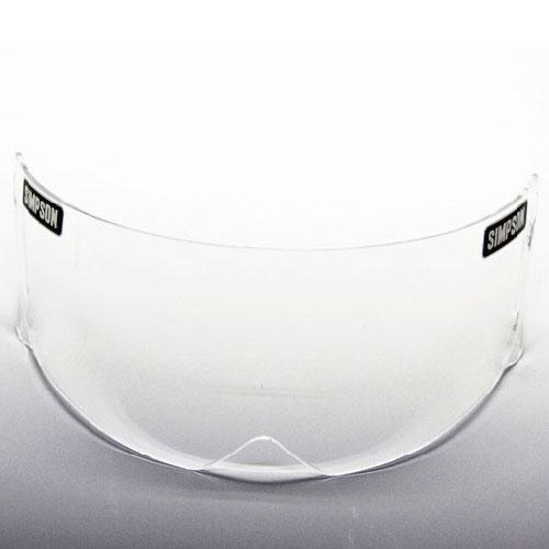 SIMPSON シンプソンヘルメット M30復刻版専用 ライト・スモークシールド