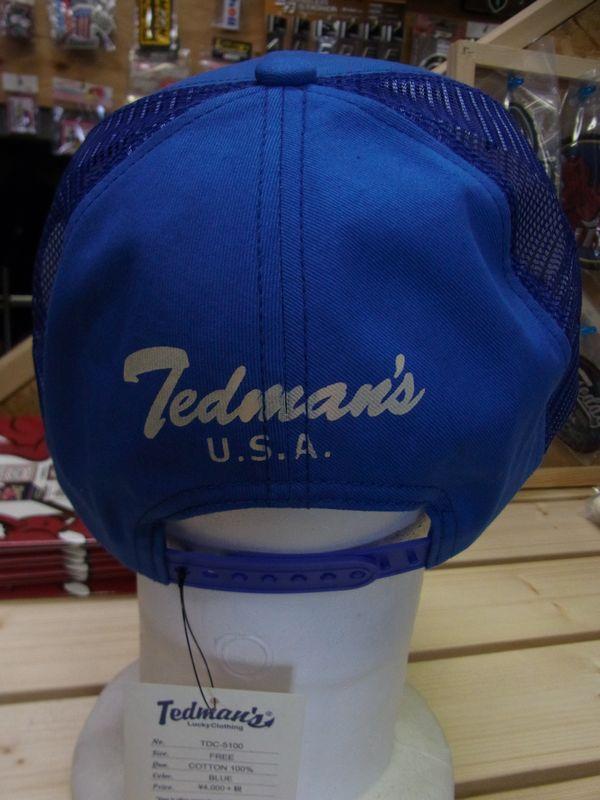 エフ商会 TEDMAN(テッドマン) TDC-5100 メッシュキャップ