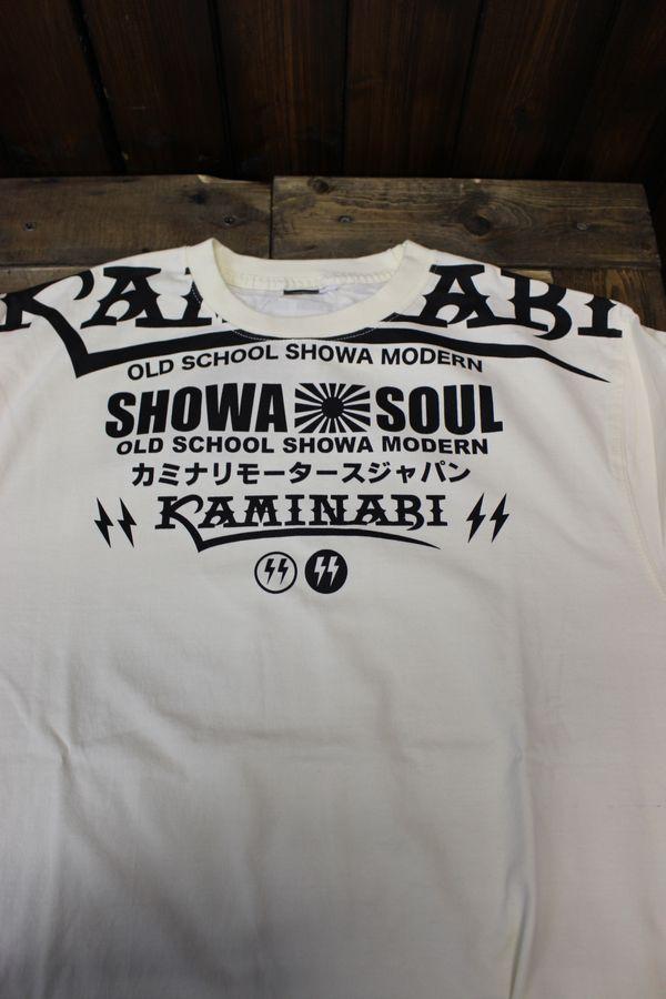 カミナリモータースジャパン KMLT-155 長袖Tシャツ ロンT Z1,Z2