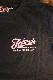 エフ商会 TEDCOMPANY TEDMAN(テッドマン) TDSS-512 BLOW OUT THE BAD LUCK コットンTシャツ ブラック