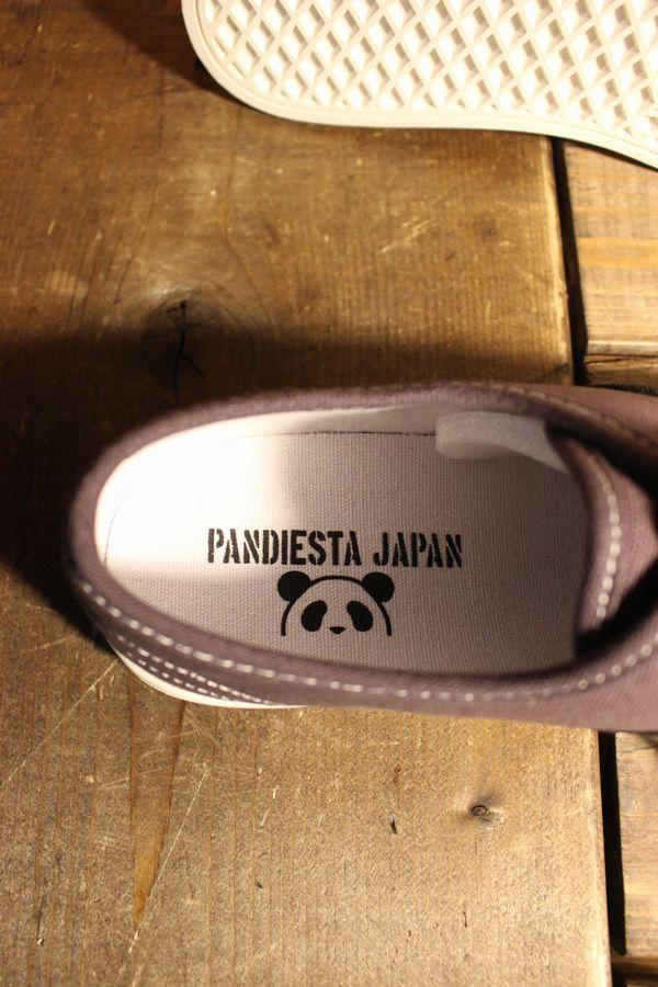 PANDIESTA JAPAN パンディエスタ PANDIESTA-KICKS 切替デッキスニーカー 588621