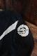 エフ商会 カミナリ KMLT-193 enjoy classic car サニトラコーラ 長袖Tシャツ ブラック