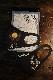 VANSON×Looney Tunes バンソン×ルニーテューンズ トゥイーティ LTV-2105 ポリウレタンフェイスマスク(2pc) 2枚セット