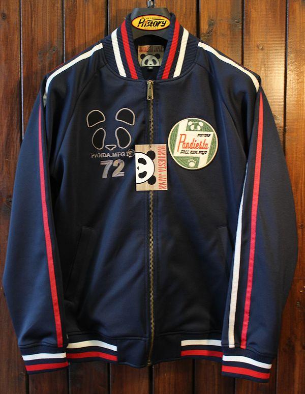 PANDIESTA JAPAN パンディエスタ レーシングパンダジャージ 598210 ハングオン 熊猫モトGP