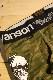 VANSON バンソン ボクサーパンツ アンダーウェア 下着 スカル 髑髏 迷彩柄 nvuw-701 グリーンカモ