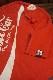 エフ商会 カミナリ KMLT-193 enjoy classic car サニトラコーラ 長袖Tシャツ レッド