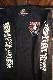 VANSON×CROWS×WORST 武装戦線 コラボ CRV-2029 天竺ロンTee デスラビット 長袖Tシャツ ブラック
