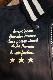 VANSON バンソン NVSZ-913 ボンディングスタジャン イーグル ブラック/ブラックカモ