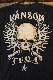 VANSON×CROWS×WORST 武装戦線 コラボ CRV-815 天竺半袖Tee Tシャツ