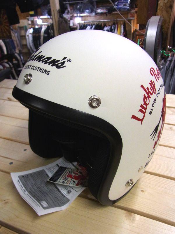 エフ商会 TEDMAN(テッドマン) TMH-10 ジェットヘルメット