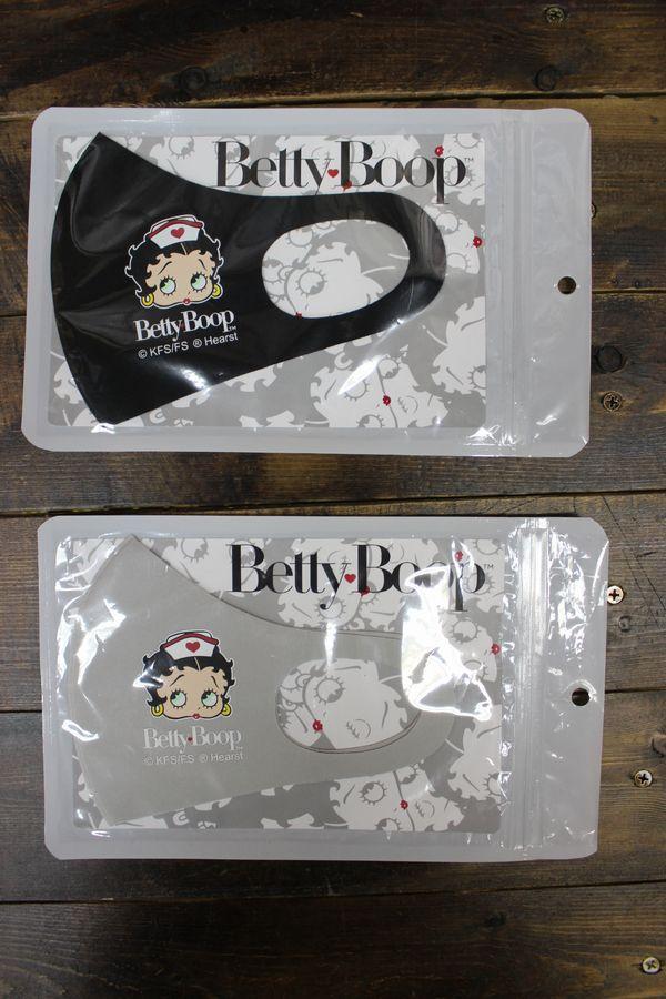 BETTY BOOP ベティブープ BBFG-2001 吸水速乾・抗菌防臭加工 マスク
