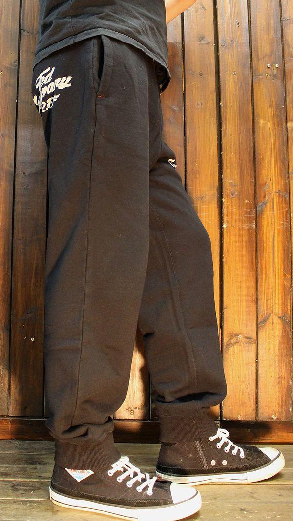 TEDMAN(テッドマン) TSP-03 スウェットパンツ ブラック