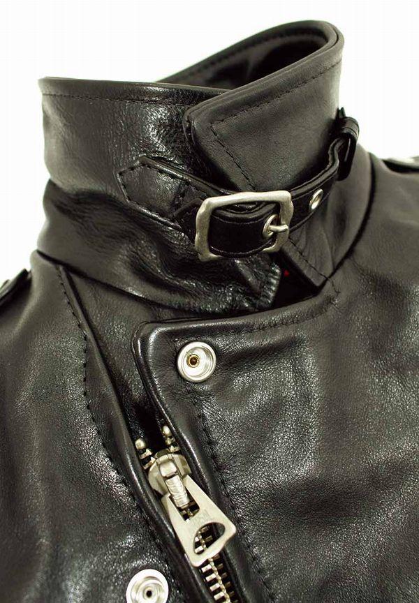 KADOYA(カドヤ)  HEAD FACTORY(ヘッドファクトリー) AVDJ  ダブルライダース レザージャケット 革ジャン