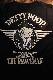 The BRAVE-MAN×BETTY BOOP ベティ長袖Tシャツ BBB-2033 天竺ロンTee 刺繍 ブラック