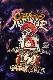 The BRAVE-MAN×CUTIE HONEY キューティハニー CHB-2001 リバーシブル刺繍レイヨンサテンスカジャン