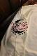 エフ商会 BLOOD MESSAGE ブラットメッセージ BLLT-1180 GEISHA VAMP ロングスリーブTシャツ 長袖Tシャツ ロンT オフホワイト