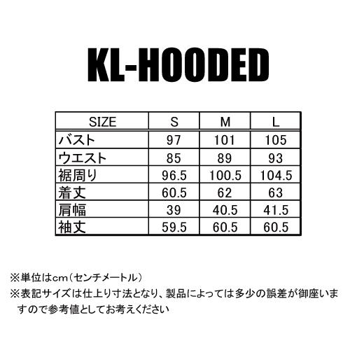 KADOYA(カドヤ) K'S LEATHER KL-HOODED フーデッド レザーパーカ/レディース 革パーカ