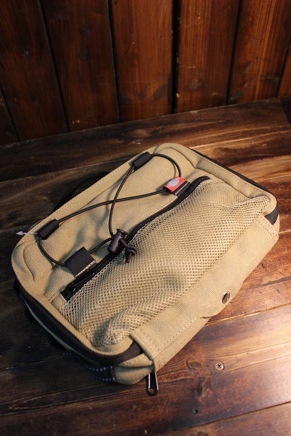 オリオンエース JAM'S GOLD ジャムズゴールド JGB-889 EQUIPO ツールバッグ サンド