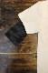 VANSON バンソン NVLT-2112 天竺7分Tee フェイク袖 オフホワイト 銀刺繍