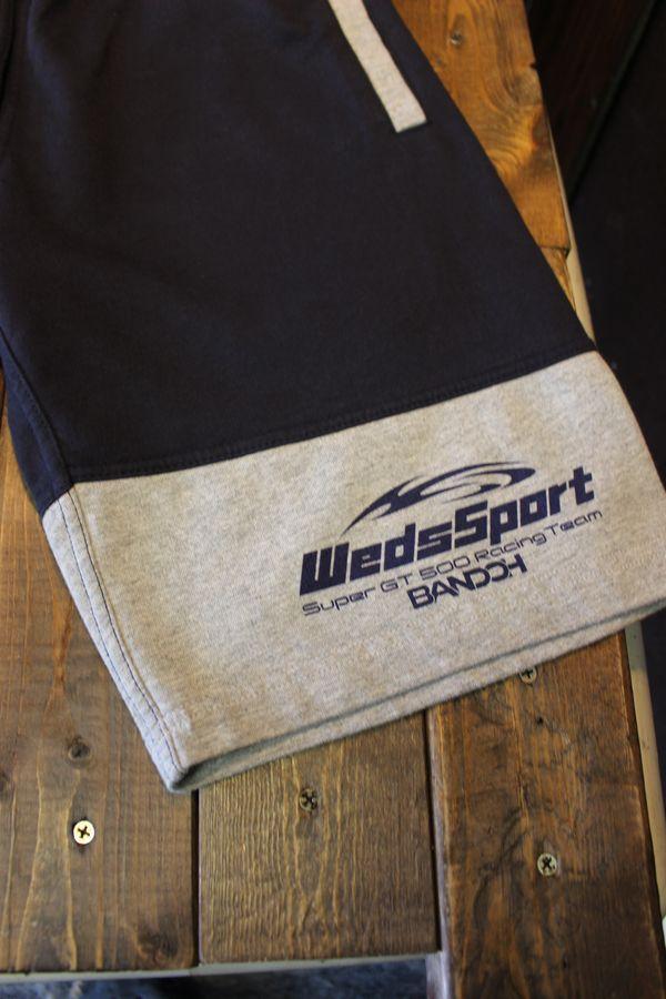 WEDSSPORT×TEDMAN×カミナリのトリプルコラボショートパンツ WEDSHP-200