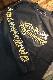 エフ商会 カミナリ KMLT-215 CB750four k0型 長袖Tシャツ ロンTee ブラック