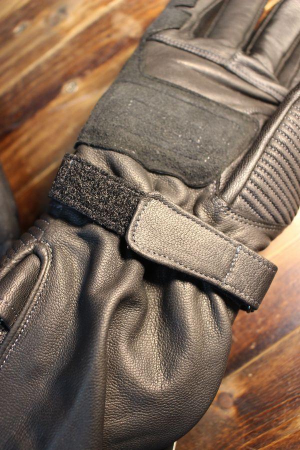 カドヤ(KADOYA) P-SEVEN GLOVE P-セブングローブ 防寒仕様 ブラック レディースサイズ有り