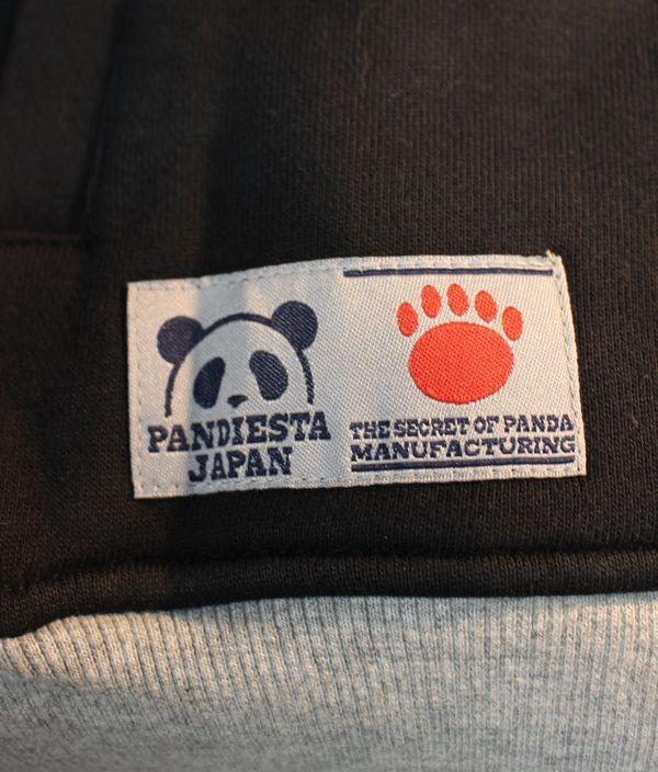 PANDIESTA JAPAN パンディエスタ 539204 焼き芋カー ハイジップ スウェット ミゼット オート3輪 ブラック