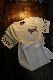 VANSON バンソン NVST-2110 天竺半袖Tee イーグル コットンTシャツ オフホワイト