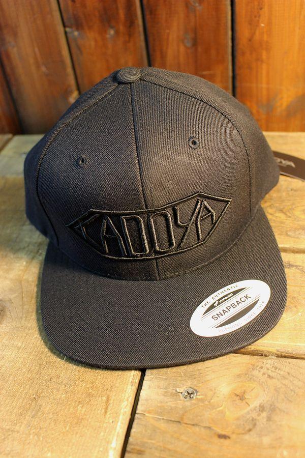 カドヤ(KADOYA)  KADOYA CLASSIC CAP カドヤクラッシックキャップ ブラック