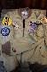 CLAY SMITH(クレイスミス) CSY-8302 TOMDOGS MA-1スタイル コットンジャケット サンド