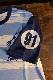 エフ商会 TEDMAN テッドマン TDRYT-500 ドライTシャツ ホワイトサックス