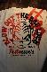 エフ商会 TEDMAN テッドマン TDSS-531 トライバル コットンTee Tシャツ オフホワイト
