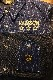 VANSON バンソン NVSL-2006 刺し子切替デニムシャツ チェーン刺繍 INDIGO(ONE WASH)