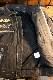 処分価格!VonDutch ヴォンダッチ VOM-J16 メンズ プロテクター装備 コットンジャケット ブラック Mサイズ