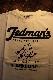 エフ商会 TEDMAN テッドマン TDSS-530 特大テッドマン コットンTee Tシャツ オフホワイト
