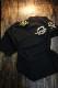 VANSON バンソン NVST-2120 ベア天半袖Tee ウイングTシャツ ブラック