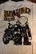 VANSON×CROWS×WORST 武装戦線 コラボ CRV-2008 天竺半袖Tee 刺繍Tシャツ デスラビット オフホワイト