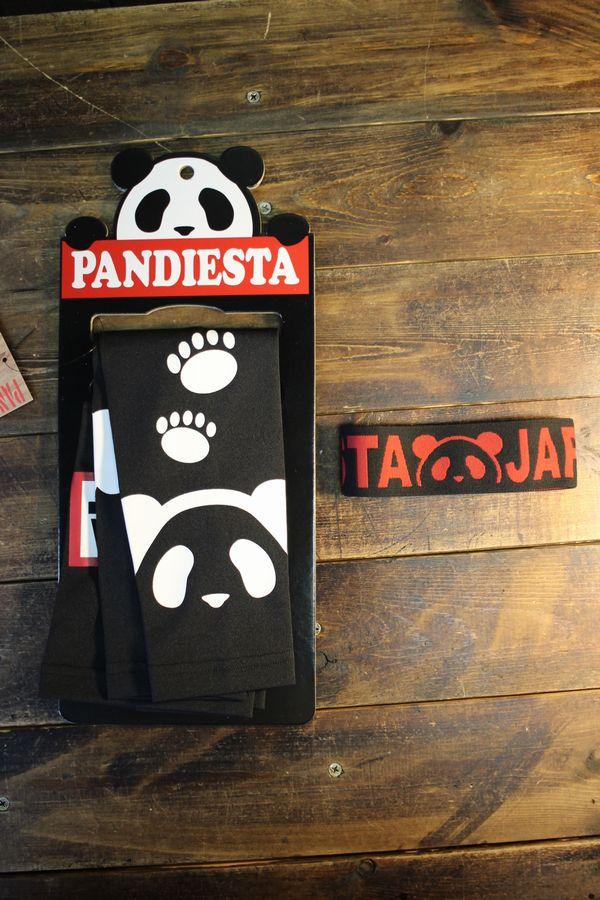 PANDIESTA JAPAN パンディエスタ 551864 FACEアームシェード ブラック