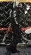 VANSON バンソン NVAO-902 ストレッチツイルオールインワン ウイング ワンスター ブラック