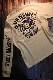 VANSON×Wacky Races チキチキマシーンモーレース ケンケン WRV-2002 天竺ロングスリーブTEE 刺繍