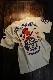 エフ商会 TEDMAN テッドマン TDSS-527 5TH AIR FORCE コットンTee Tシャツ オフホワイト