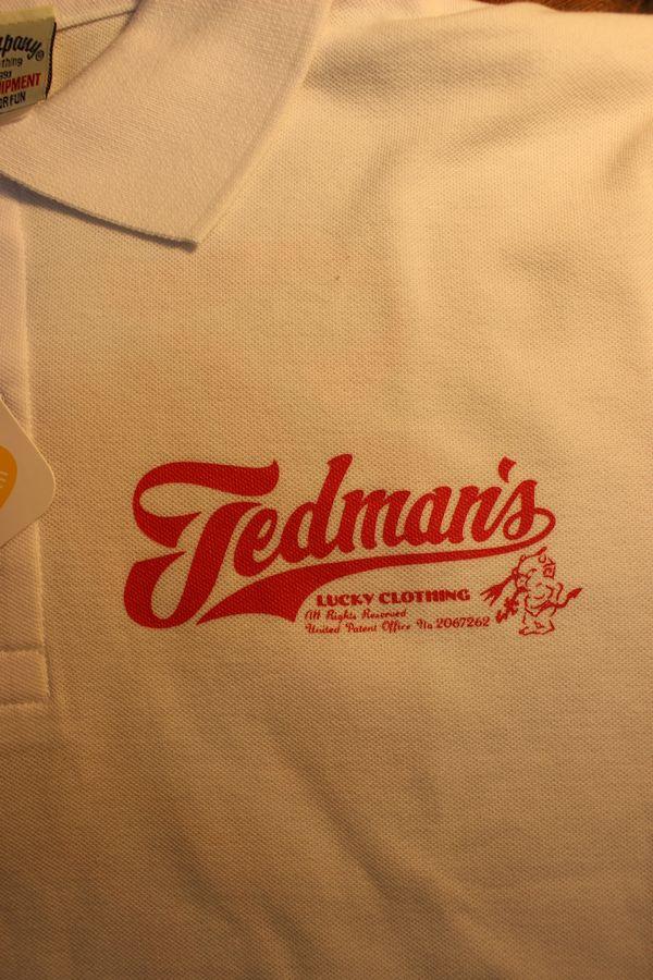 エフ商会 TEDMAN テッドマン TSPS-137D ドライポロシャツ オフホワイト
