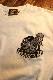VANSON×Wacky Races チキチキマシーンモーレース ケンケン WRV-2002 天竺ロングスリーブTEE 刺繍 オフホワイト