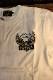 VANSON バンソン NVST-2117 天竺半袖Tee イーグル 刺繍Tシャツ オフホワイト