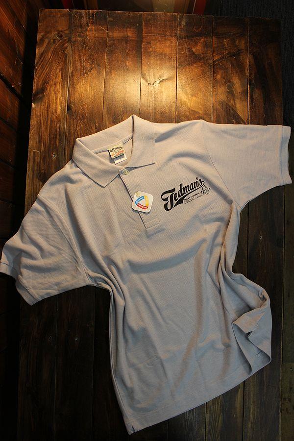 エフ商会 TEDMAN テッドマン TSPS-137D ドライポロシャツ グレー