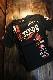 エフ商会 TEDMAN テッドマン TDSS-533 スタンダード テッドマン コットンTee Tシャツ ブラック