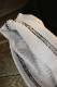 PANDIESTA JAPAN 熊猫謹製 パンディエスタ 551957 切替ボーダースウェットショーツ  ブラック×オフホワイト